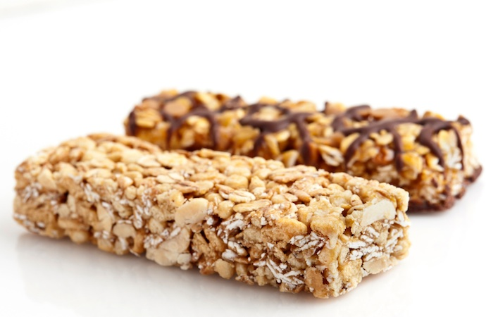 Protein and Energy Cereal bars
